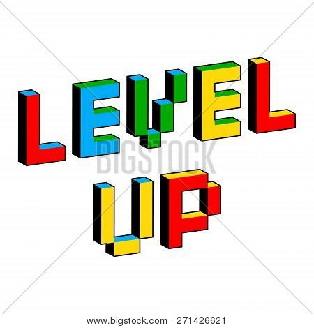 Level Text Style Old Vector & Photo (Free Trial) | Bigstock