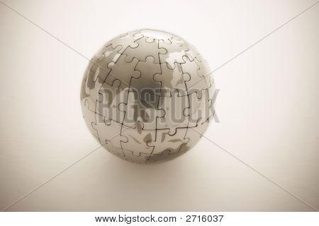 Puzzle Earth - Asia