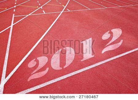start 2012 poster
