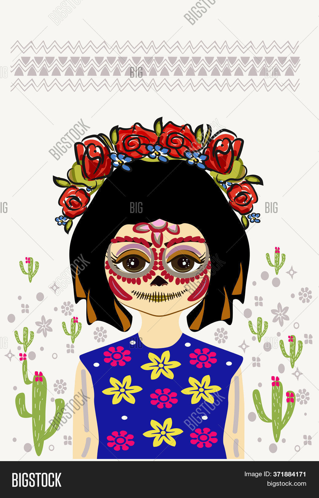 Holiday Mexico Day Image Photo Free Trial Bigstock