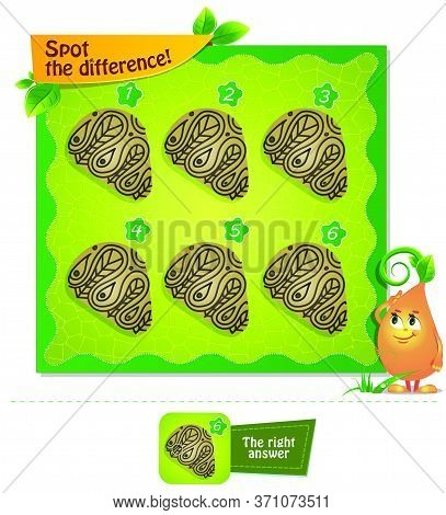 Spot The Difference Test 1