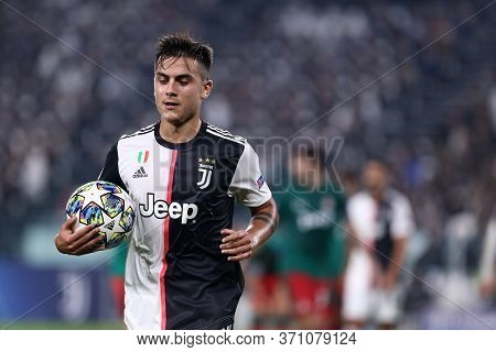 Torino, Italy. 22th October 2019 . Uefa Champions League Group D . Juventus Fc Vs Fc Lokomotiv Moskv