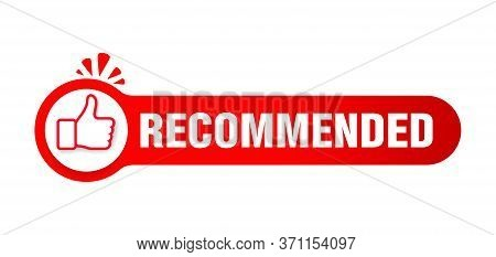 Recommended Website Button, Banner Or Poster Element - Top Selling Best Product Rating And Quality -