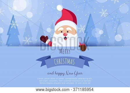Christmas. Christmas Vector. Christmas Background. Merry Christmas Vector. Merry Christmas banner. Christmas illustrations. Merry Christmas Holidays. Merry Christmas and Happy New Year Vector Background. Merry Christmas and Happy New Year background. Sant
