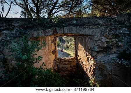 The Segalari Hill Preserves The Remains Of An Ancient Mill Along The Route To Castagneto Carducci, I