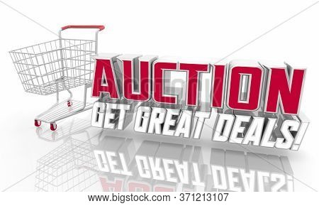Auction Get Great Image Photo Free Trial Bigstock