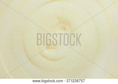 White Sponge Foam Roll Background,  Sponge Foam
