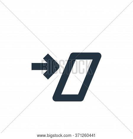 Shear Vector Icon. Shear Editable Stroke. Shear Linear Symbol For Use On Web And Mobile Apps, Logo,