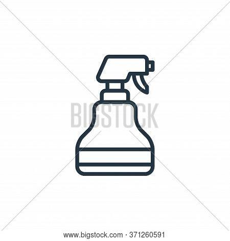 Sprayer Vector Icon. Sprayer Editable Stroke. Sprayer Linear Symbol For Use On Web And Mobile Apps,
