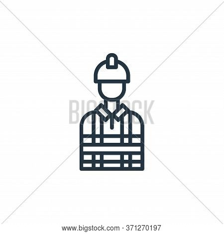 Engineering Vector Icon. Engineering Editable Stroke. Engineering Linear Symbol For Use On Web And M