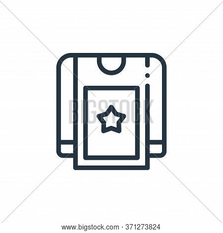 Blouse Vector Icon. Blouse Editable Stroke. Blouse Linear Symbol For Use On Web And Mobile Apps, Log