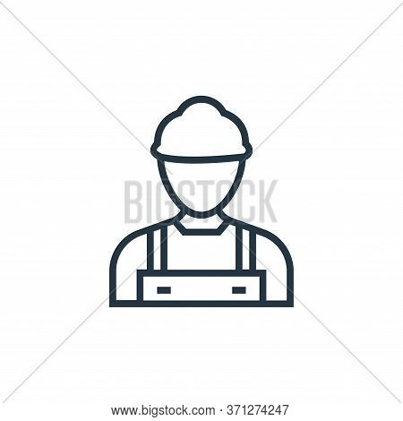 Constructor Vector Icon. Constructor Editable Stroke. Constructor Linear Symbol For Use On Web And M