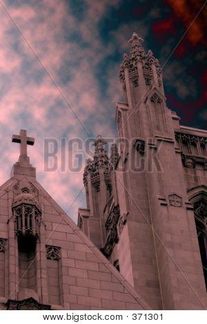 Scary Church