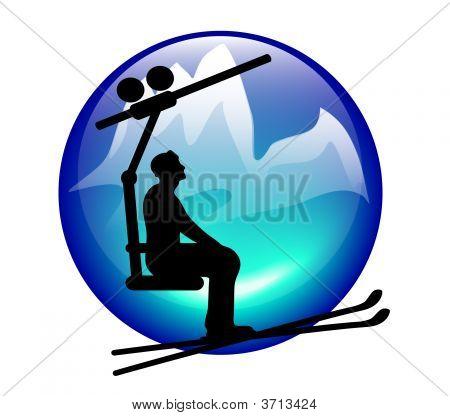 Skilift Icon