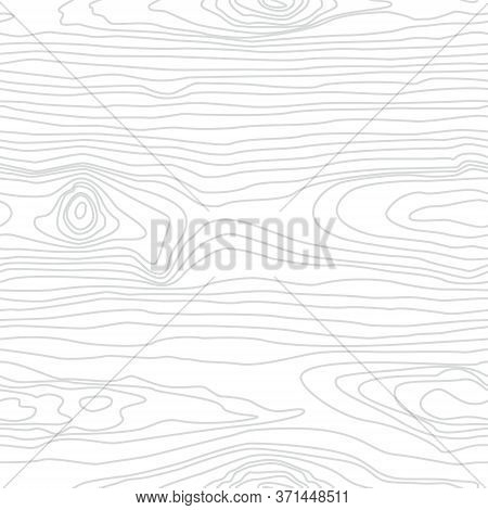 Woodgrain Elements Texture Seamless Pattern Vector Illustration Isolated On White Background. Wood P