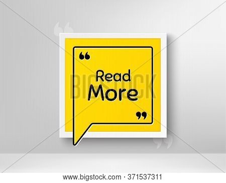 Read More Symbol. Frame With Thought Bubble. Navigation Sign. Get Description Info. Realistic Frame