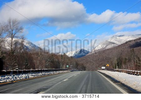 Scenic Mountain Highway