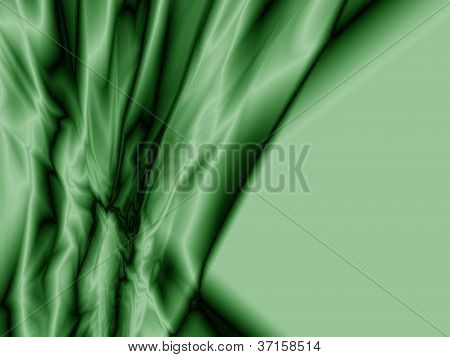 Digital Abstract Fabric Background