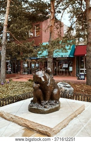 Boulder, Colorado - May 27th, 2020: \