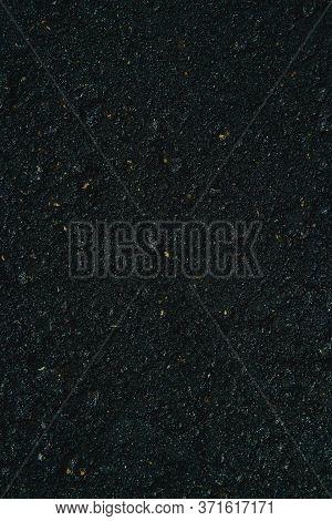 Vertical Magazine Photo Of The Texture Of Bitumen Asphalt Tarmac