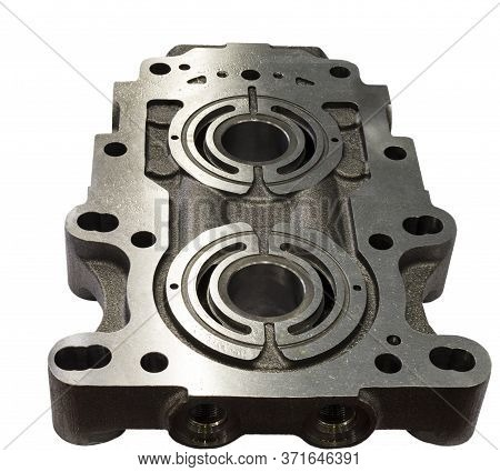 Pump Casting Part Manufacturing By High Accuracy Cnc Machining Machine,with Rust Protection,oil Coat