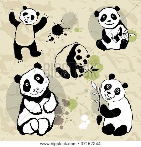 Pandas set.