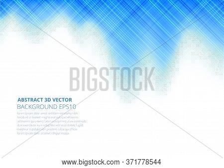 Abstract Background For Business Design And Presentations. Copy Space For Text.