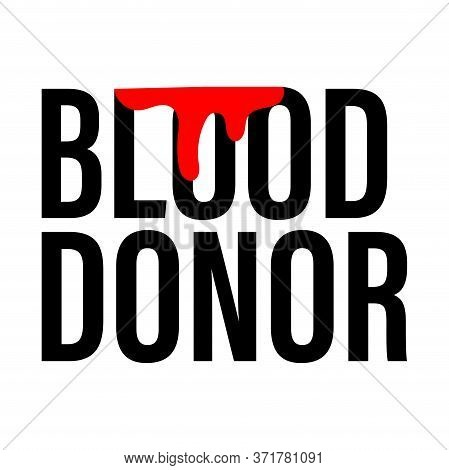 Design For World Blood Donor Day Event