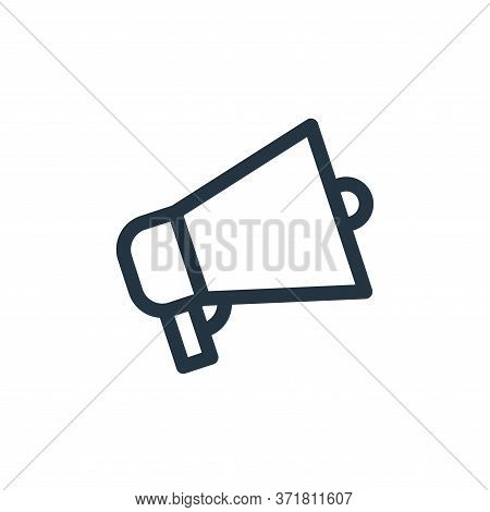promotion icon isolated on white background from  collection. promotion icon trendy and modern promo