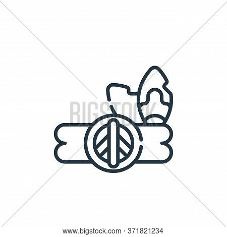 headband icon isolated on white background from  collection. headband icon trendy and modern headban