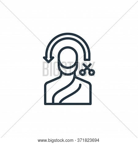 man icon isolated on white background from  collection. man icon trendy and modern man symbol for lo