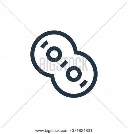 rubber ring icon isolated on white background from  collection. rubber ring icon trendy and modern r