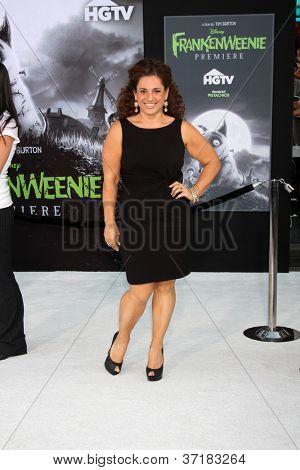 LOS ANGELES - SEP 24:  Marissa Jaret Winokur arrives at the