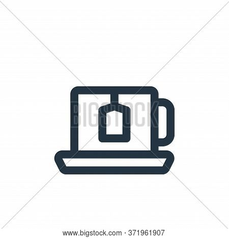 tea icon isolated on white background from  collection. tea icon trendy and modern tea symbol for lo