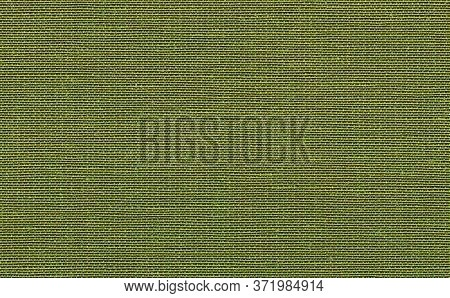 Closeup Green Color Fabric Sample Texture Backdrop.green Fabric Strip Line Pattern Design,upholstery