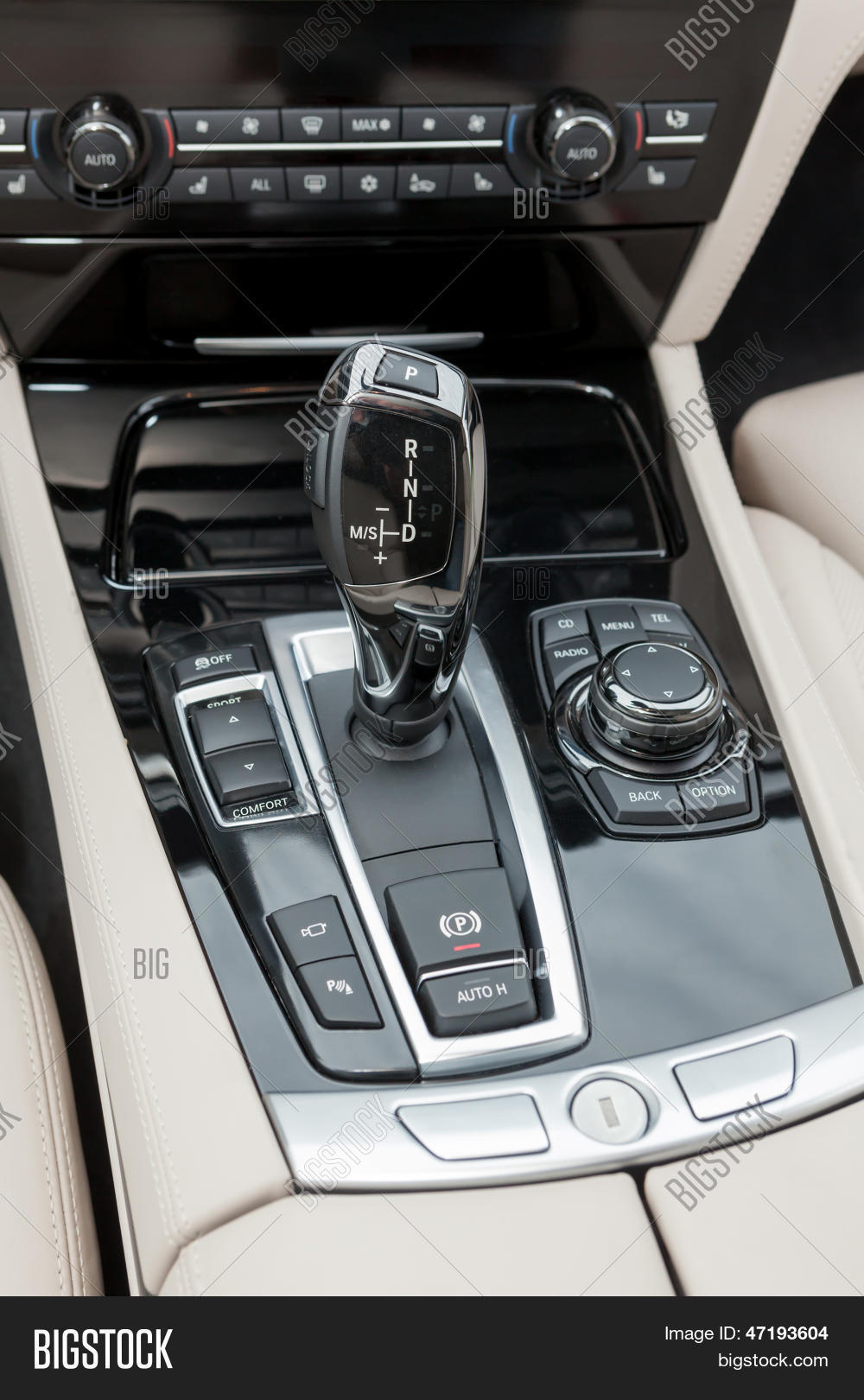 Automatic Gear Shifter Image & Photo (Free Trial) | Bigstock