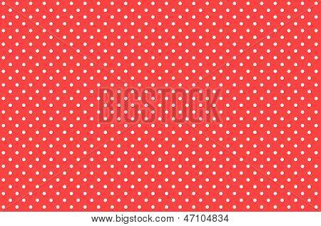 Seamless dot background