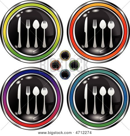 Blackorbs-eating-utencils