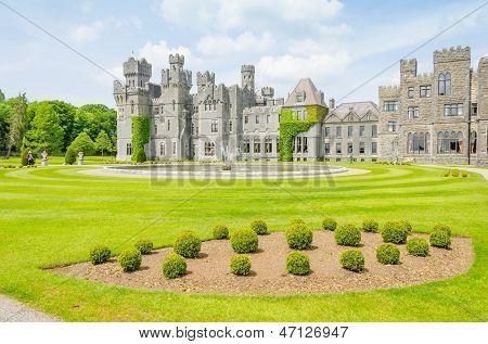 Ashford Castle, na Irlanda