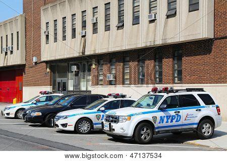 NYPD 60th Precinct in Brooklyn , NY