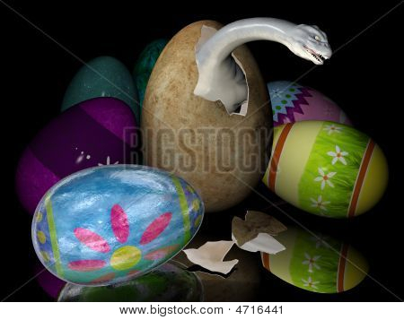 Bad Easter Eggs.