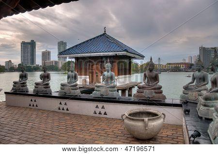 Sima Malaka Buddhist Temple