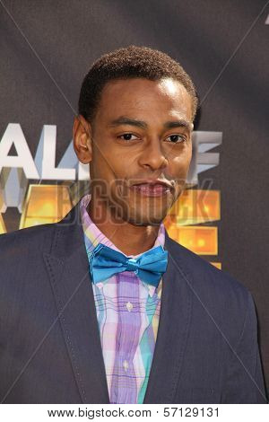 Teck Holmes  at Cartoon Network's first ever