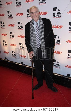 Martin Landau at AARP Magazine's Movies For Grownups, Beverly Wilshire Hotel, Bevely Hills, CA. 02-07-11