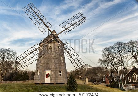 Holiday Windmill