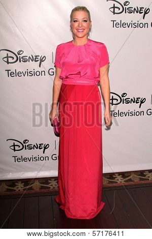 Jennifer Aspen at the Disney ABC