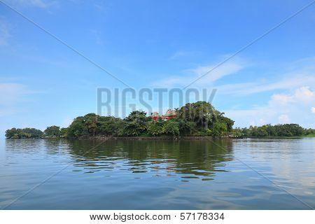 House On Island