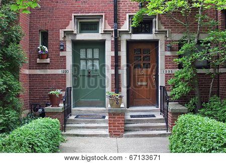 Two Doors, Chicago