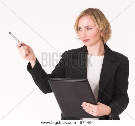 Female Inspector #4