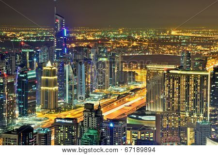 Dubai Marina JBR and JLT
